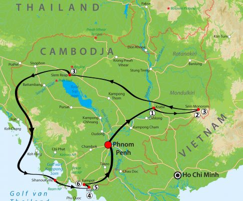 Avonturen in Cambodja – Coming soon!